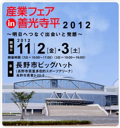 産業フェア2012