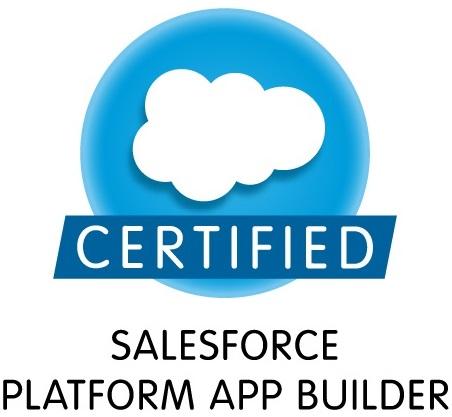 セールスフォース・ドットコム認定Platformアプリケーションビルダー