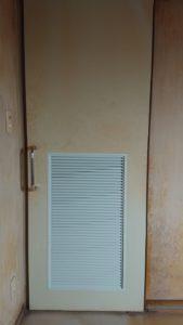 r喫煙室ドア